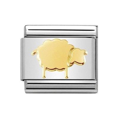 Buy Nomination Gold Sheep Charm