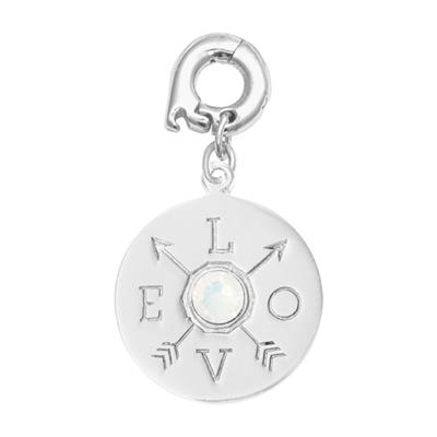 Buy Nikki Lissoni Show Me Your Love Silver Charm