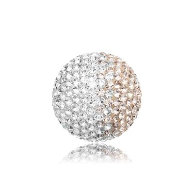 Buy Engelsrufer Rose and White Crystal Sound Ball Large