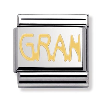 Buy Nomination Gold Gran Charm