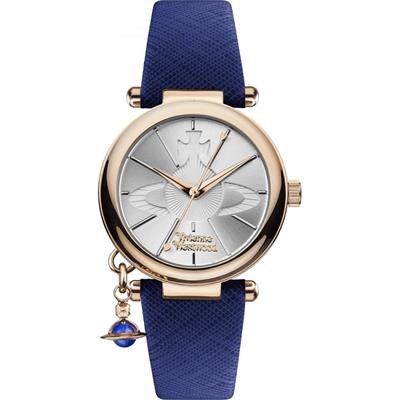 Buy Vivienne Westwood Blue Orb Pop Watch