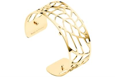 Buy Les Georgettes Medium Gold Fougere Cuff