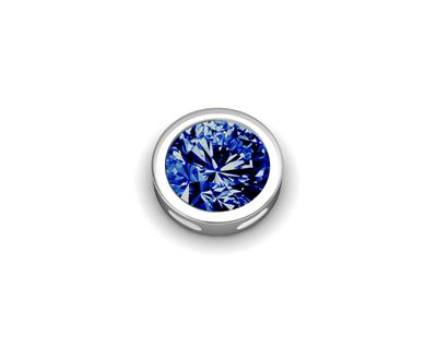 Buy Key Moments Silver September Birthstone