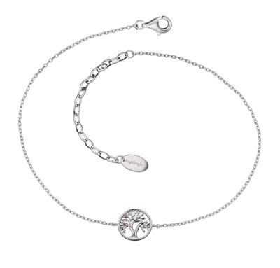 Buy Engelsrufer Silver Tree of Life Anklet