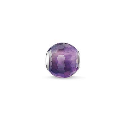 Buy Thomas Sabo Amethyst Karma Bead