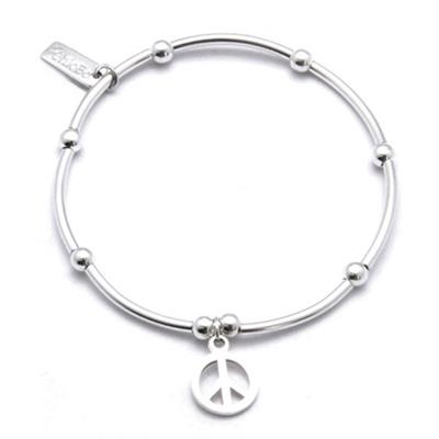 Buy ChloBo Mini Noodle Peace Bracelet