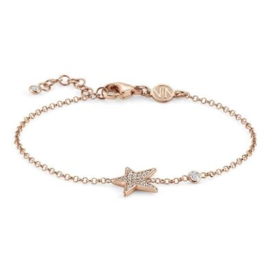 Buy Nomination Rose Gold Stella CZ Bracelet