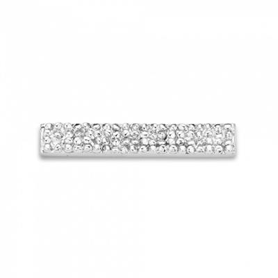 Buy Take What You Need Rock Silver Toned Bar