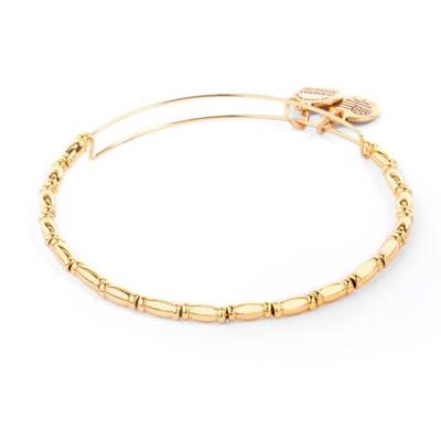 Buy Alex and Ani Reed Shiny Gold Bangle