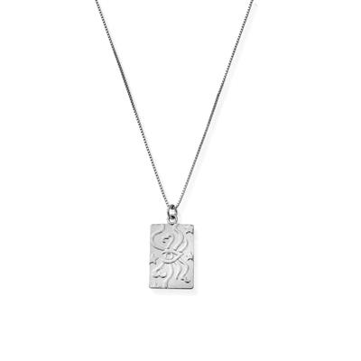 Buy ChloBo Silver Divine Guidance Necklace