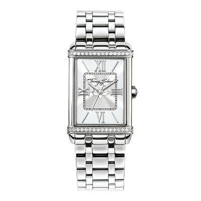 Buy Thomas Sabo Ladies Steel Guilloche Watch