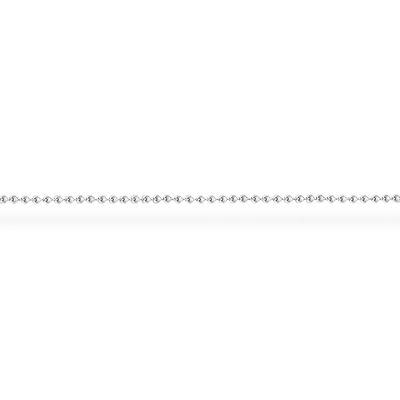 Buy Thomas Sabo Silver Ball Karma Chain 45-50cm