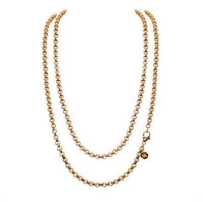 Buy Nikki Lissoni Gold 80cm Chain