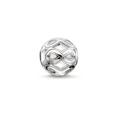 Buy Thomas Sabo Silver Love Infinity Karma Bead