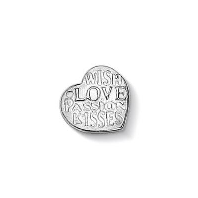 Buy Dower and Hall Silver Memento Heart Treasure