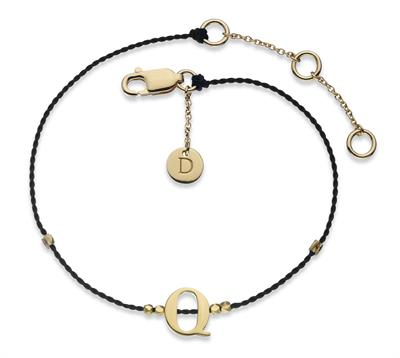 Buy Daisy Gold Alpha Bracelet Q