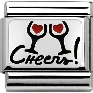 Buy Nomination 'Cheers' Celebration Charm