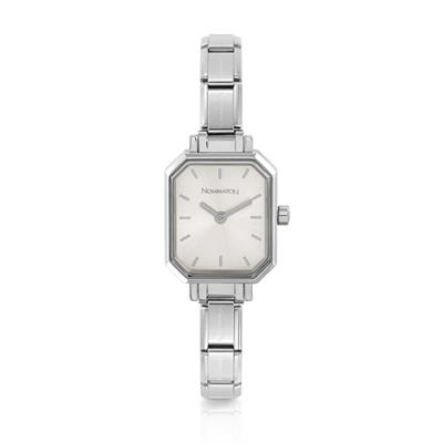 Buy Nomination Rectangle Charm Watch