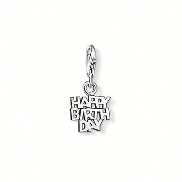 Buy Thomas Sabo Happy Birthday Charm