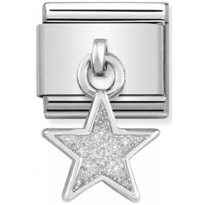 Buy Nomination Hanging Glitter Star Charm