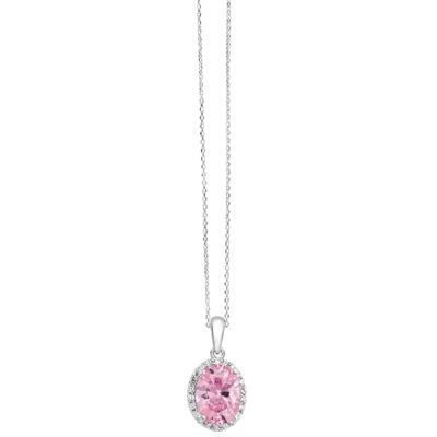 Buy Tresor Paris Royale pink Crystal Necklace
