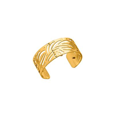 Buy Les Georgettes Gold Aloe Medium Cuff
