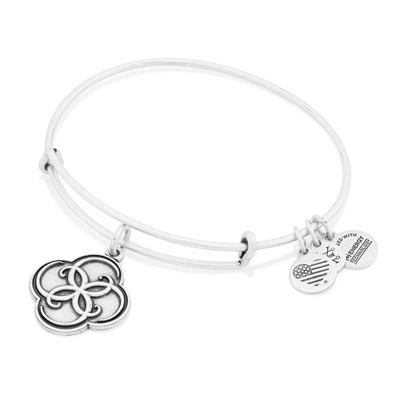 Buy Alex and Ani Breath of Life Bangle in Rafaelian Silver
