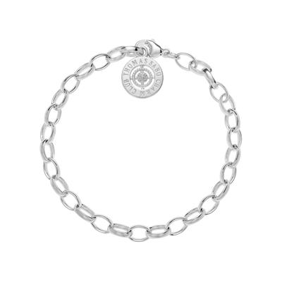 Buy Thomas Sabo Diamond Charm Club Bracelet Medium