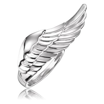 Buy Engelsrufer Angel Wing Ring in Silver