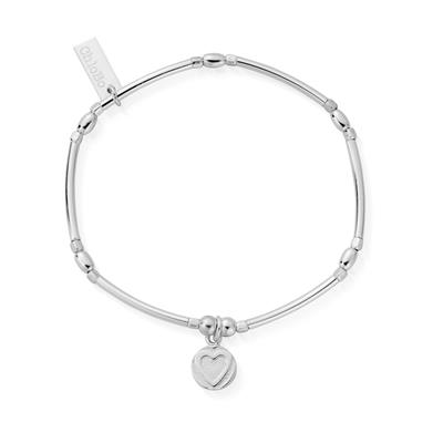 Buy ChloBo Silver Self Love Bracelet