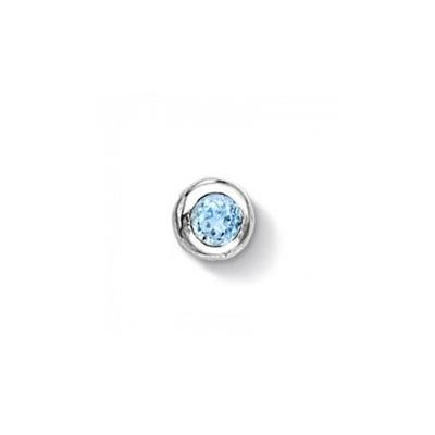 Buy Dower and Hall December Blue Topaz Birthstone