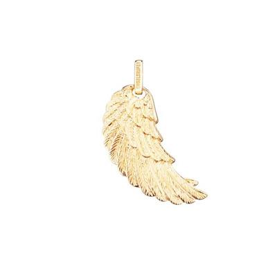 Buy Engelsrufer Gold Angel Wing Pendant Medium