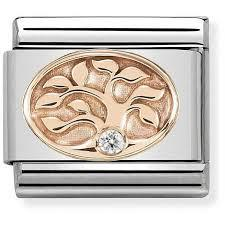 Buy Nomination Tree of Life with White CZ Charm