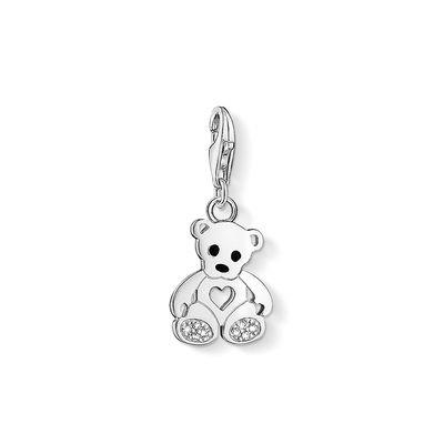 Buy Thomas Sabo Teddy Bear Heart Cut Out Charm