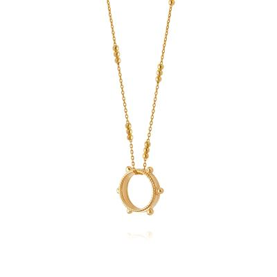 Buy Daisy Gold Eternity Necklace