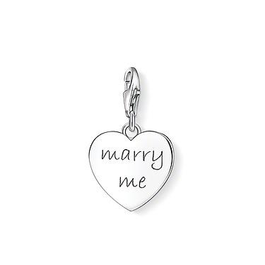 Buy Thomas Sabo Marry Me Charm