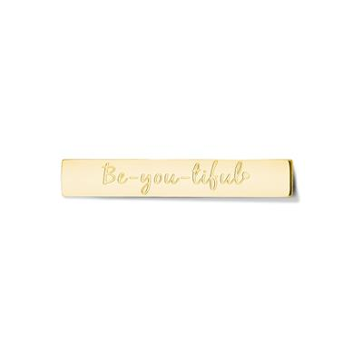 Buy Take What You Need Gold Toned Be-you-tiful Bar
