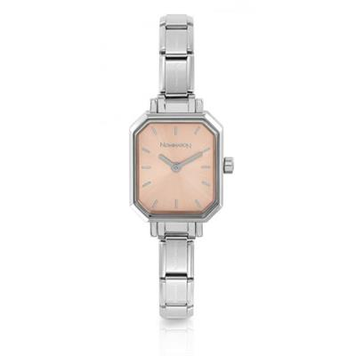 Buy Nomination Paris Rectangular Pink Mother of Pearl Watch