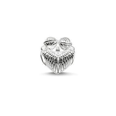 Buy Thomas Sabo Angel Heart Silver Karma Bead