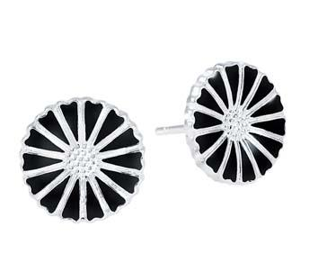 Buy Lund Large Silver Daisy Studs