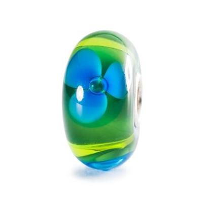 Buy Trollbeads Brook Flowers Glass Bead