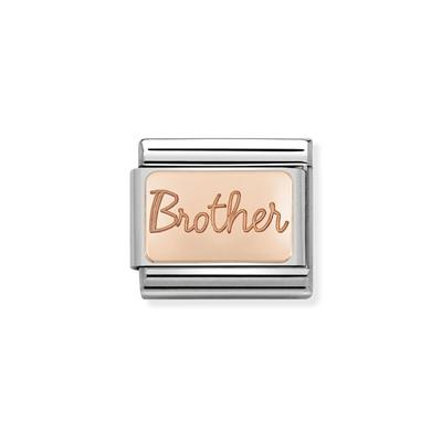 Buy Nomination Rose Gold Brother