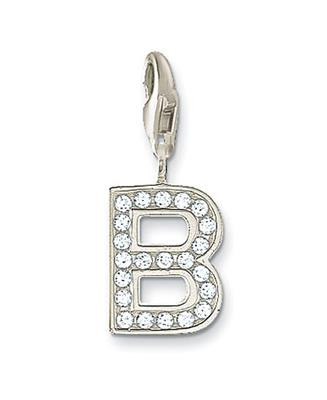 Buy Thomas Sabo Cubic Zirconia 'B'