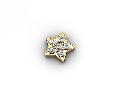 Buy Key Moments Gold Crystal Star Moment
