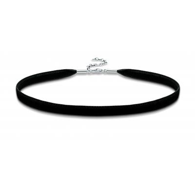Buy Thomas Sabo Black Velvet Choker