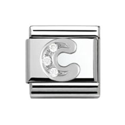Buy Nomination SilverShine Letter 'C'