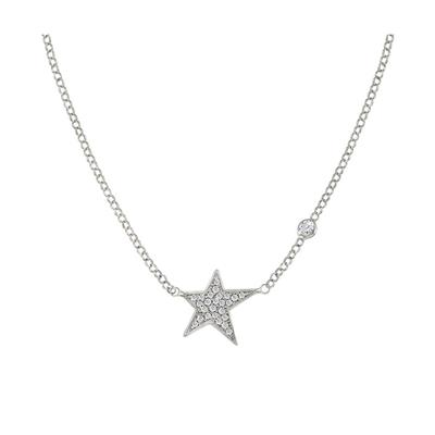 Buy Nomination Silver CZ Stella Necklace