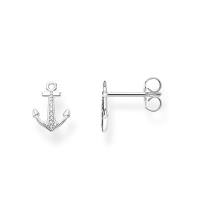 Buy Thomas Sabo Silver Anchor Studs