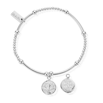 Buy ChloBo Cute 'Live Love Life' Bracelet
