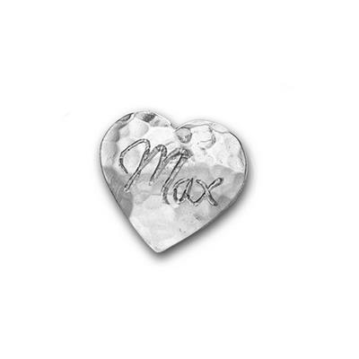 Buy Dower and Hall Silver Heart Treasure